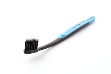 Tooth brush isolated white background