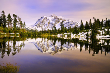Beautiful Mt Shuksan