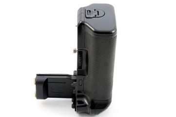 Vertical handle for reflex camera