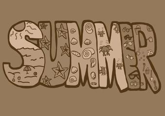 Summer classic writing