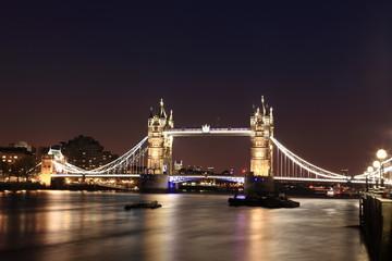 Die Tower Bridge von London