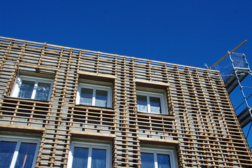 isolation d'un immeuble