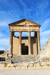 Dougga Medina Ruins, Tunisia