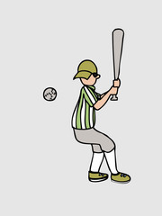 Baseball putter