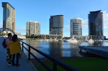 Docklands Melbourne  Victoria
