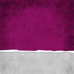 Square Dark Pink Grunge Torn Textured Background