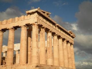 Greek Temple Athens Parthenon