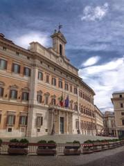 Roma - Palazzo Montecitorio