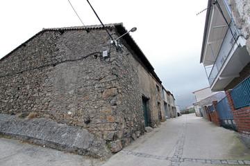 Wall Mural - Calle de Gargantilla, Cáceres, España