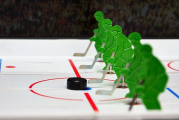 One hockey team