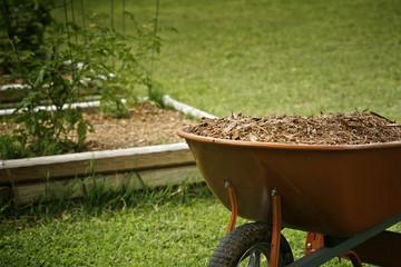 Mulch for garden
