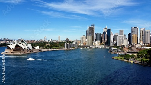 Fototapete Sydney City et Opera