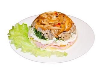 Layered salad 2