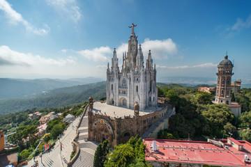The Temple Expiatori del Sagrat Cor