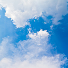 Blue Sky and clouds , Background