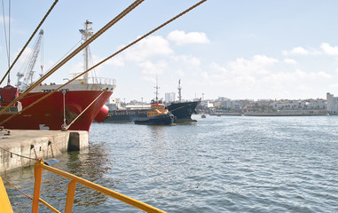 casablanca harbour