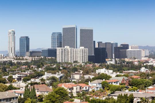 Century City in LA, California