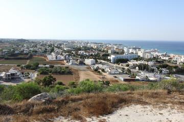 Cypriot city landscape