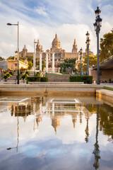 Museo dell'arte catalana, Barcellona, Spagna
