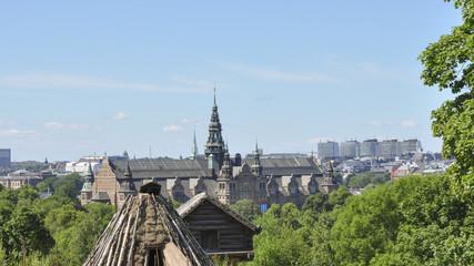 Stockholm, Altstadt,  Stadt, Sommer, Schweden