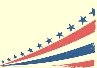 patriotic grungy  background