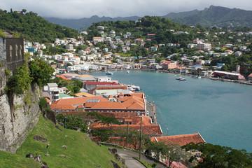 Saint Georges, Grenada, Karibik