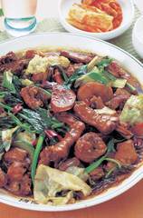 한국의 전통음식