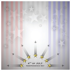 Independence Day Celebrate Background