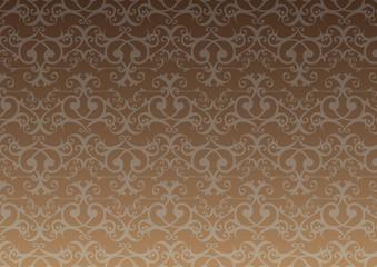 Brown Retro decorative