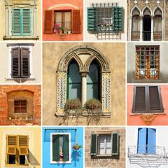 italian window cololage