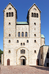 Abdinghofkloster in Paderborn