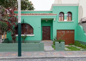 House, Peru