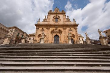 Modica Duomo di San Pietro