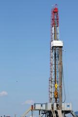 land oil drilling rig oilfield