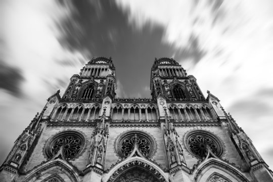Orléans Cathedral (Cathedrale Ste-Croix)