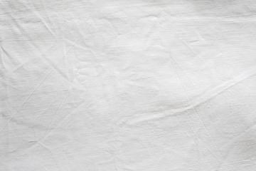 White Textile Background.