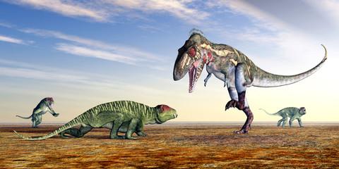 Doliosauriscus and Nanotyrannus