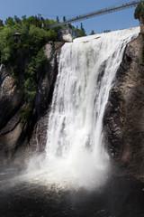 Montmorency Falls, Quebec, Canada