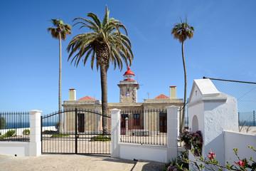 Leuchtturm am Ponta da Piedade bei Lagos, Algarve Portugal