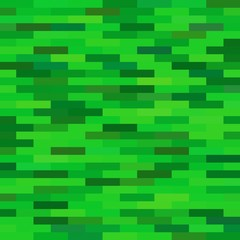 green brick background