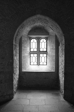 London Tower Arch Window