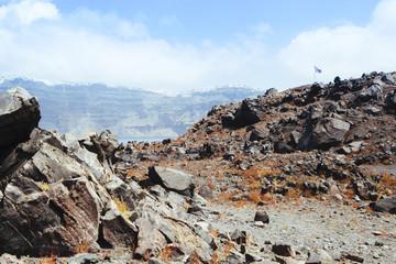 Volcano Santorin