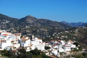 White village, Corumbela, Spain © Arena Photo UK