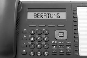 telefonische Beratung Sorgentelefon