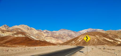 Fotoväggar - Travel in the desert