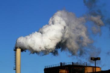 Pollution  industrielle