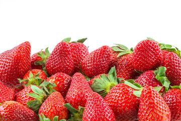 Fresh strawberry - background