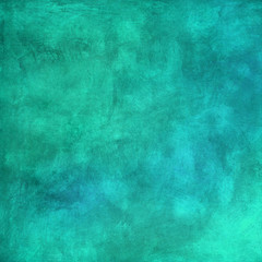 Abstract cyan background