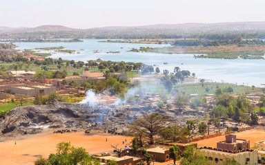 Bamako in Mali