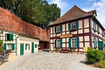 Gartenhaus Schloss Tangermünde